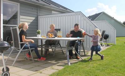 Holiday house in Landal Seawest Nymindegab - 08/seawest-54vj