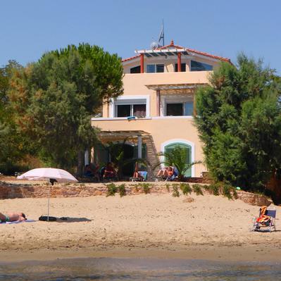 Holiday house in Chios Island - Karfas beach - 13u/0002gr