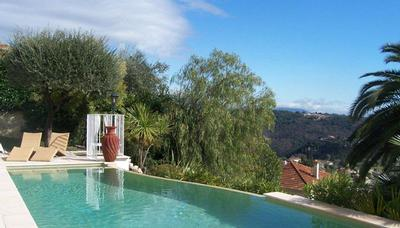 Holiday house in Vence - 15/8142fr