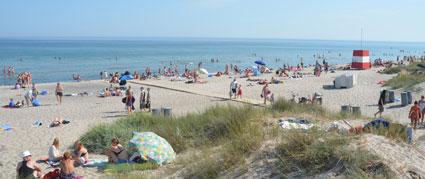 sol og strand marielyst