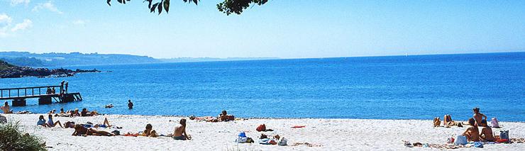 sommerhus jylland med pool nudist strand sjælland