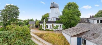 Ferienhaus Møn - Tostenæs
