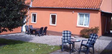 Ferienhaus Langeland - Lohals