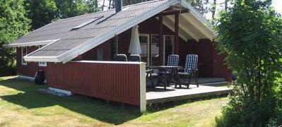 Cottage in Fjellerup Strand