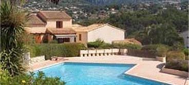 Cottage in Vence - Jardin Matisse