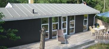 Cottage in Virksund